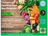 thumbnail of Food Distribution Flyer for April 22nd 2021